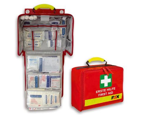 Erste-Hilfe-Wandtasche PARAMEDIC inkl Fuellung