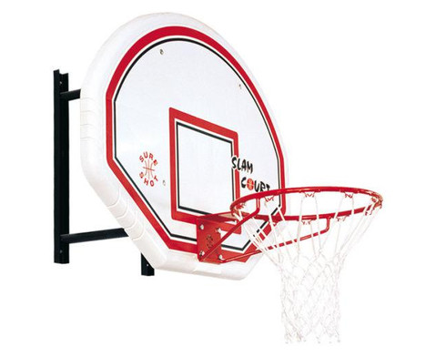 Basketball-Set zur Wandbefestigung-1