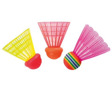 Speed-Badminton Ballset mit 3 Baellen-1