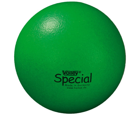 VOLLEY-Softball Volley-Special gruen