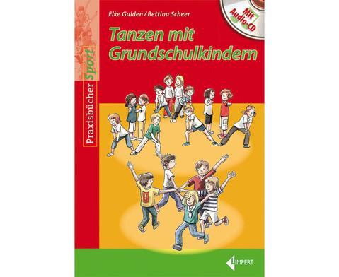 Tanzen mit Grundschulkindern Buch-1