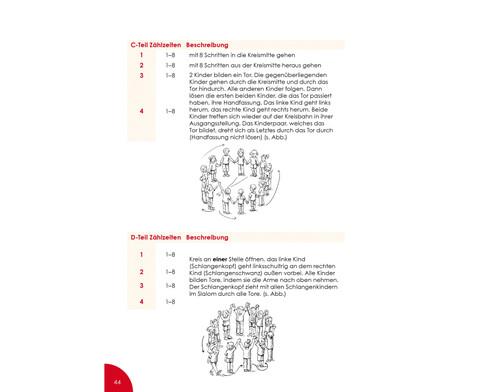 Tanzen mit Grundschulkindern Buch-3