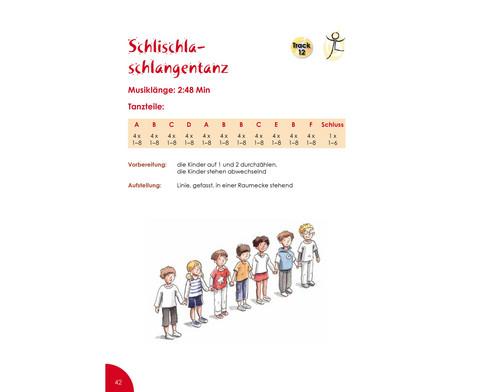 Tanzen mit Grundschulkindern Buch-4