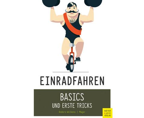 Einradfahren Buch-1