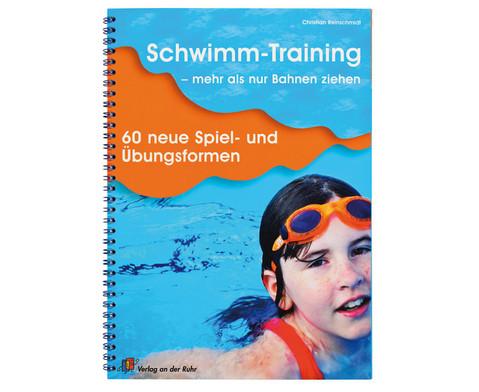 Schwimm-Training Buch-1