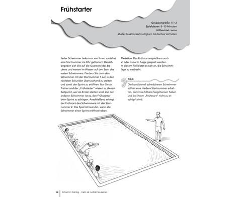 Schwimm-Training Buch-2