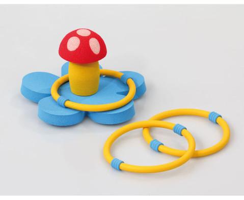 Mini-Wurfspiel Blume-2
