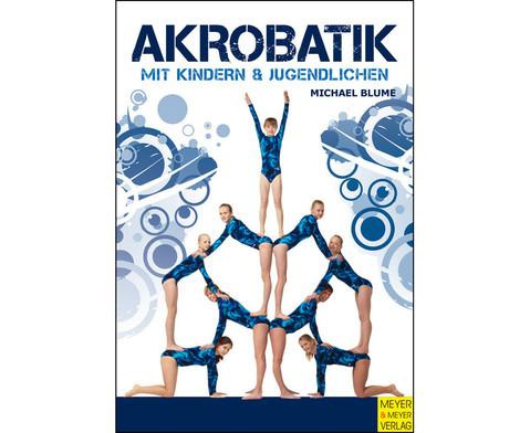 Akrobatik mit Kindern  Jugendlichen-1
