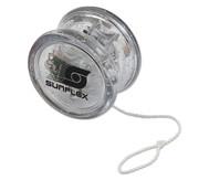 Yo-Yo mit Lichteffekt und Freilauf