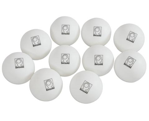 Tischtennis-Baelle 10er Set-1