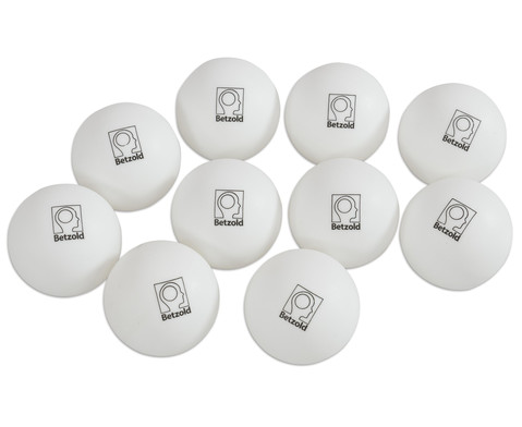 Tischtennis-Baelle 10er Set-5