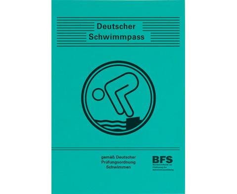 BECO Deutscher Schwimmpass