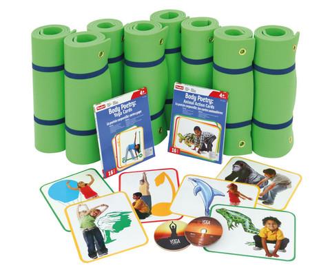 Betzold Sport Yoga-Klassen-Set