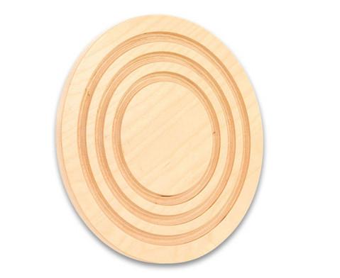 Balancier-Kreisel aus Holz-3