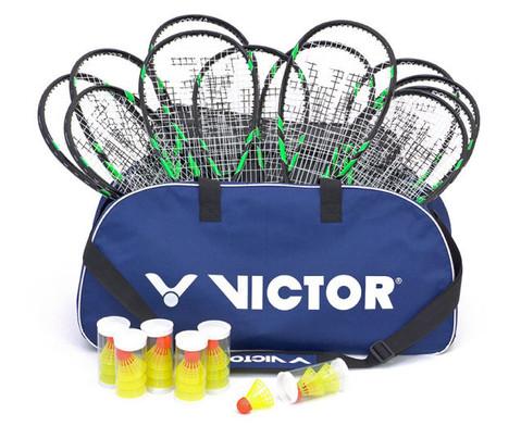 Speed-Badminton Schul-Set mit Tasche-2