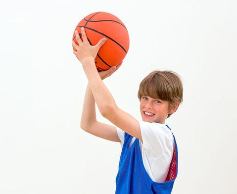 Schul Basketball-6