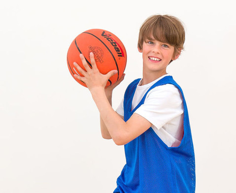 Schul Basketball-7