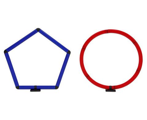 Satz mit 6 geometrischen Formen-4