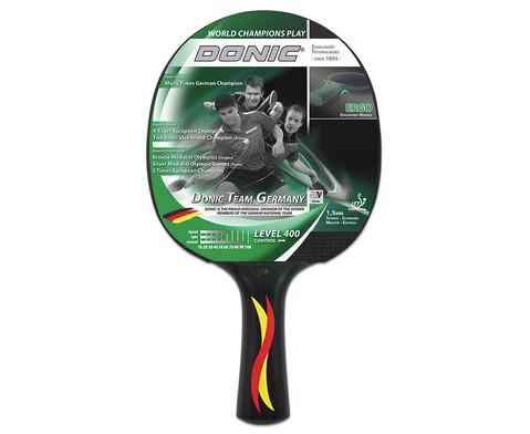 DONIC Tischtennis-Schlaeger  Team Germany 400-1