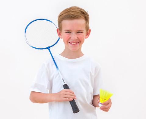 Badmintonschlaeger einzeln-6