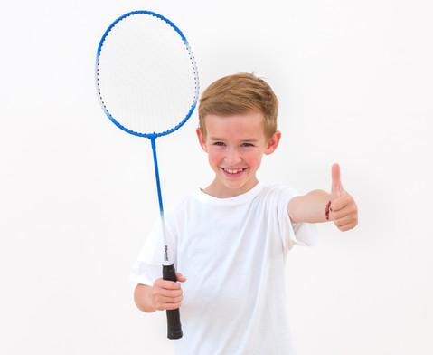 Badmintonschlaeger einzeln-7