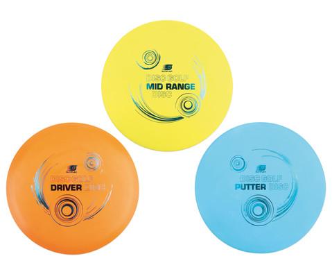 Wurfscheiben-Set Disc Golf