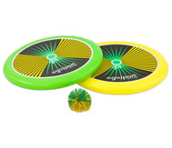 OGOSPORT, 3-tlg. Set, grün/gelb