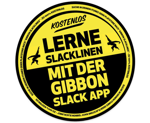 Gibbon Slackline-Set Independence Kit Classic-6
