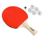 Tischtennis-Set Ping Pong Betzold Sport Tischtennisschläger Flash 10er Set