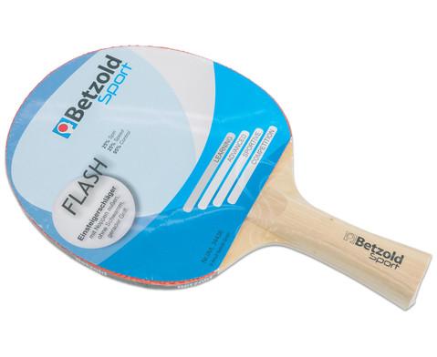 Tischtennisschlaeger Flash 10er Set-6