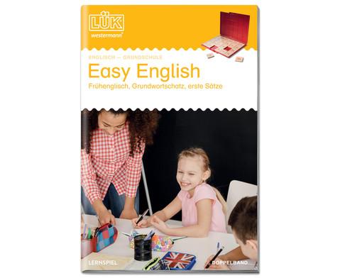 LUEK Easy English 1-4 Klasse