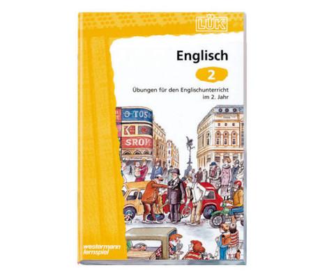 LUEK Easy English fuer 1- 4 Klasse-2