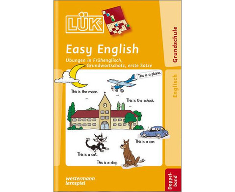 LUEK Easy English fuer 1- 4 Klasse-1