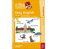 LÜK: Easy English für 1.- 4. Klasse