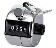 Handzähler, Zählbereich 0 - 9999