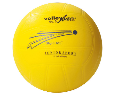Soft-Volleyball Groesse 5 22 cm -1