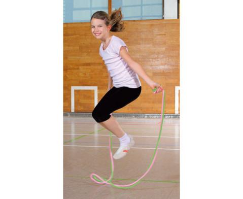 Gymnastik-Springseile 10 Stueck-2