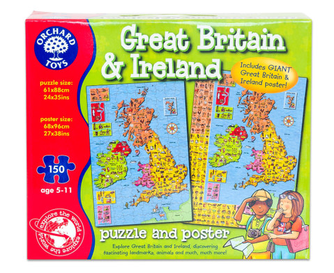 The British Isles-1