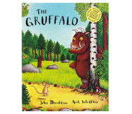 The Gruffalo, engl.
