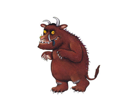 The Gruffalo engl-2