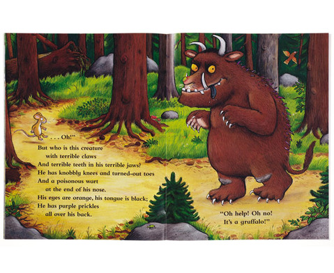 The Gruffalo engl-4