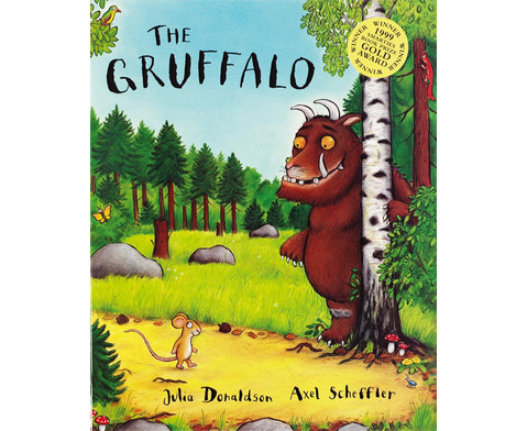The Gruffalo - BigBook-1