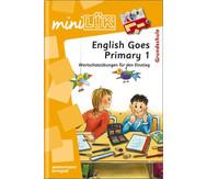 miniLÜK-Heft: English Goes Primary 1