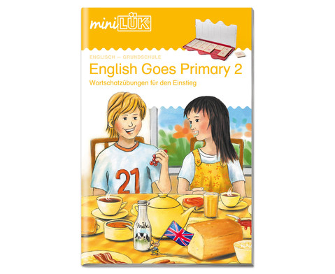 miniLUEK-Heft English Goes Primary 2
