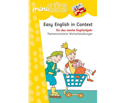 miniLUEK Easy English in Context 1-2