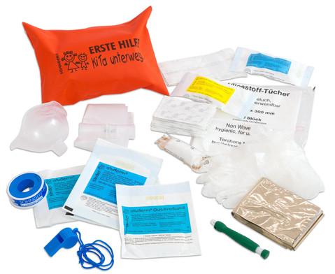 Erste-Hilfe-Tasche KiTa unterwegs