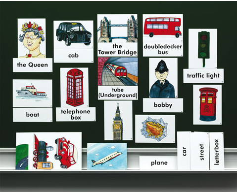 Word Picture Flashcards London-2