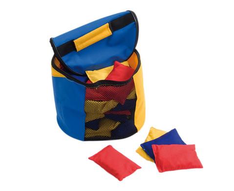 Betzold Sport Tasche mit Netz-Einsatz 14 l Inhalt