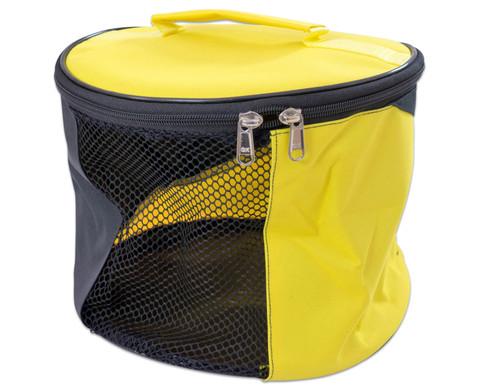 Tasche mit Netz-Einsatz 14 Liter Inhalt-2