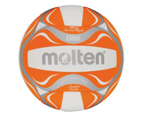 Beach-Volleyball Molten BV1500